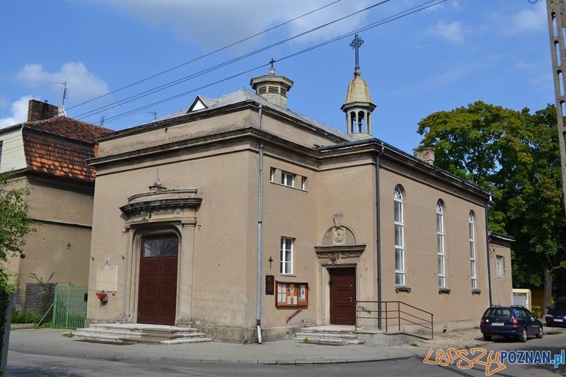 Cerkiew Grekokatolicka na Osiedlu Warszawskim