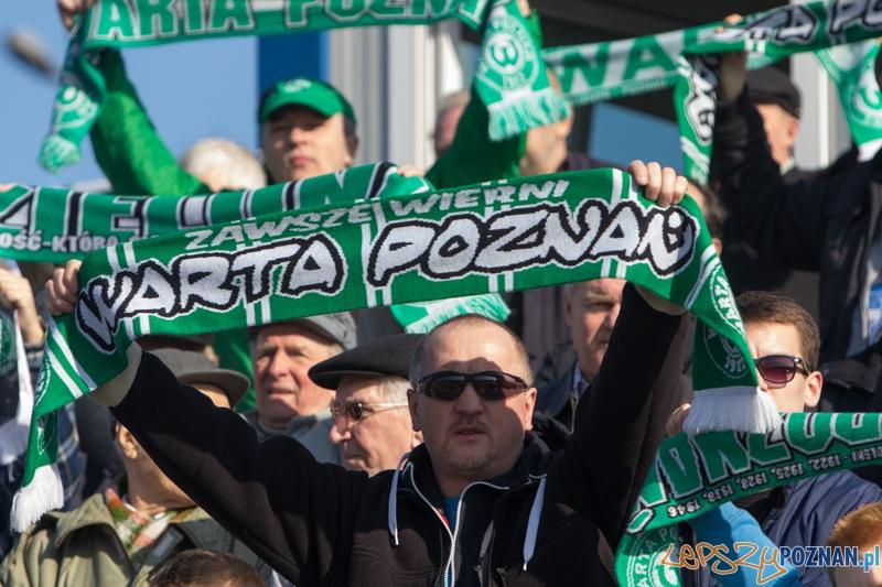 Warta Poznań - Jarocin Jarota  Foto: lepszyPOZNAN.pl / Piotr Rychter