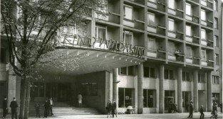 Kino Wilda  Foto: Projekt Wilda w czasach PRL / facebook