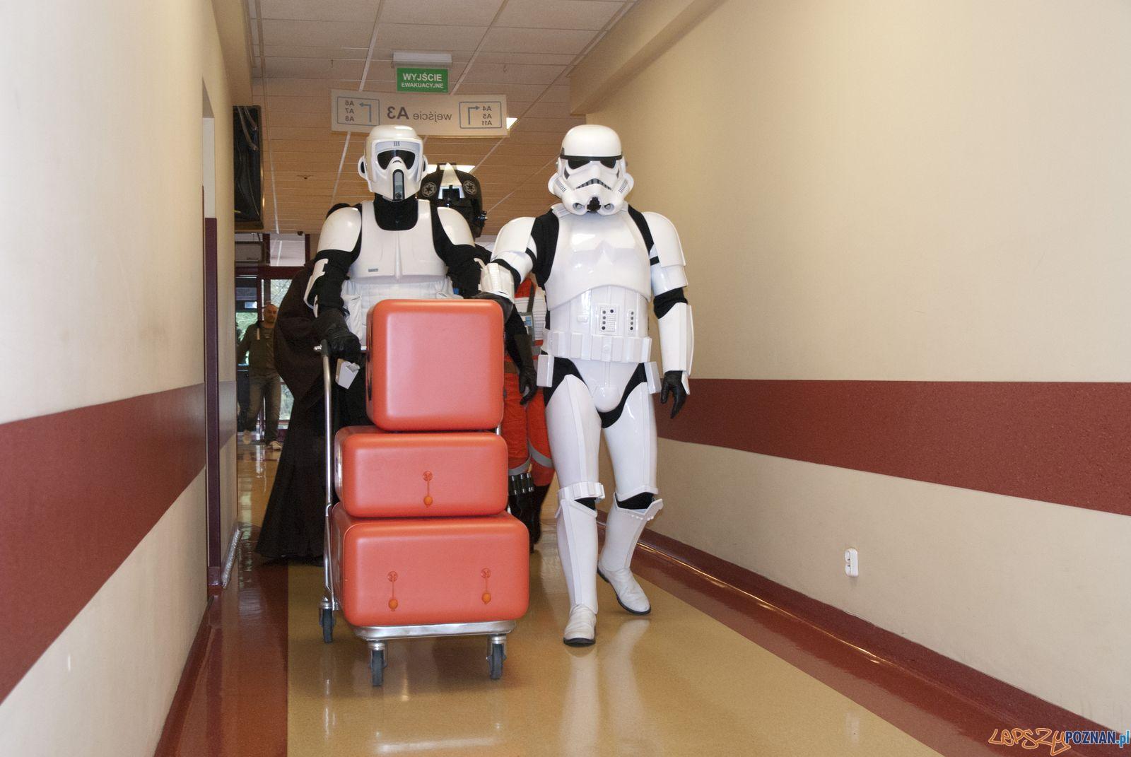 Bajkowóz na Szpitalnej  Foto: Fundacja Serdecznik