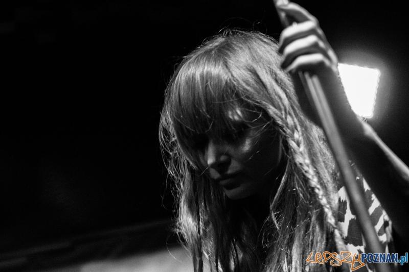 Ania Rusowicz (2.03.2014) Blue Note Foto: LepszyPOZNAN.pl /   Foto: © Karolina Kiraga