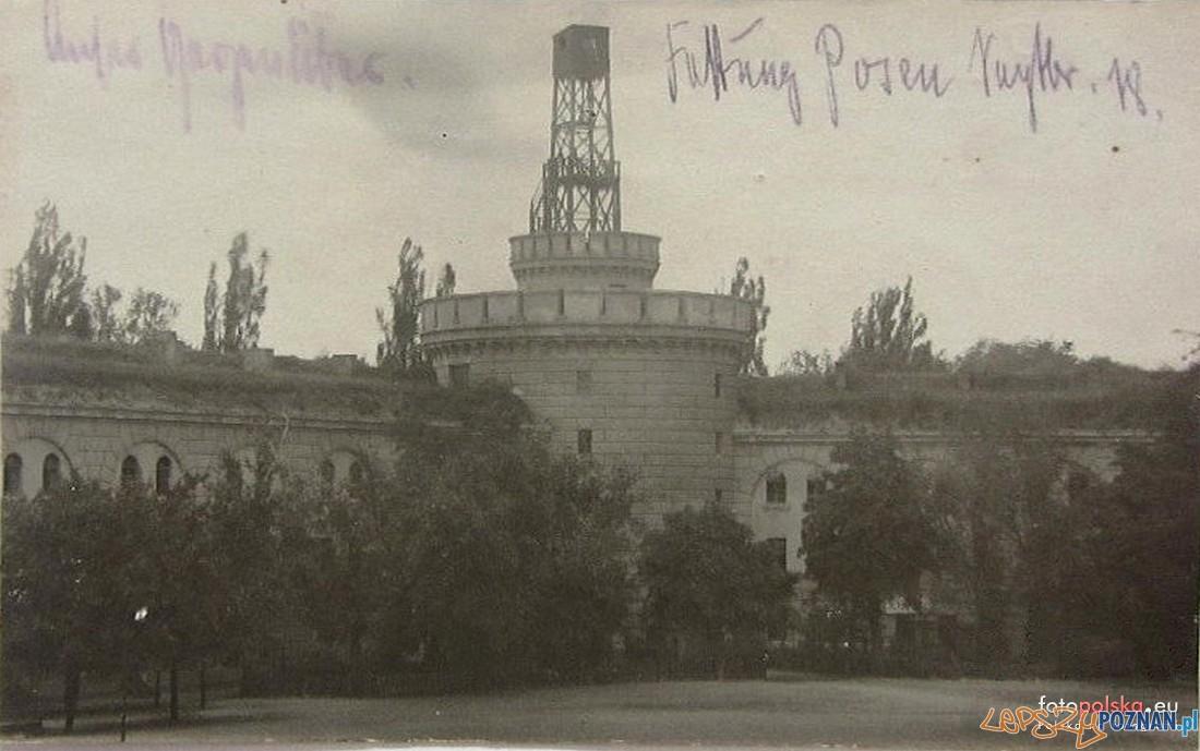 Fort Winiary około 1912 roku Foto: fotopolska
