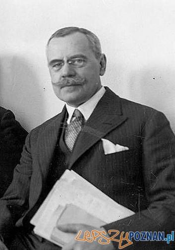 Bohdan WWiniarski w Sejmie (1932) Foto: CC