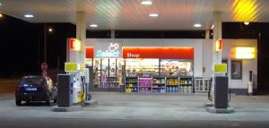 Stacja benzynowa  Foto: CC