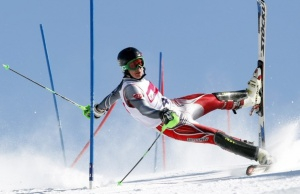 Slalom Foto: Andrzej Grygiel