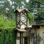 Zegar na dworcu w Puszczykowie  Foto: UM w Puszczykowie