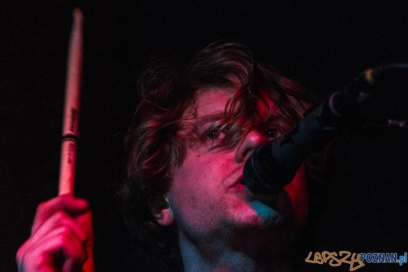 Koncert zespołu Blood Red Shoes - Poznań 07.04.2014 r.  Foto: LepszyPOZNAN.pl / Paweł Rychter