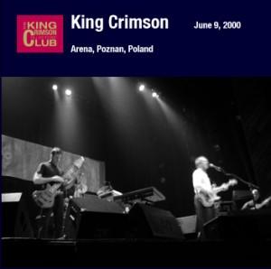 King Crimson w Poznaniu
