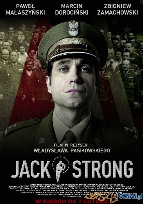 Jack Strong.  Foto:
