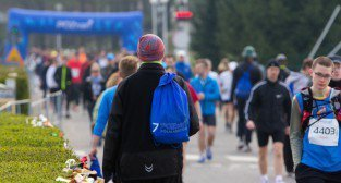 7. Poznań półmaraton - 6.04.2014 r.
