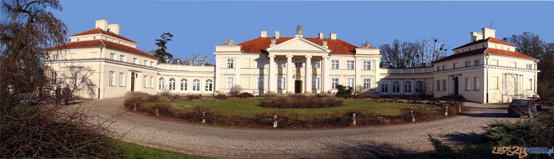 Pałac w Śmiełowie Foto: CC/wikipedia