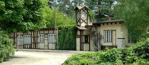 Dworzec w Puszczykowie Foto: UM w Puszczykowie