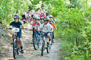 Triathlon Sierakow_Impreza dla dzieci Foto: materiały prasowe