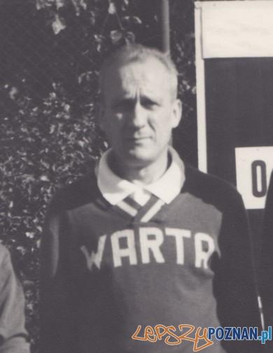 Józef Piątek Foto: KS Warta