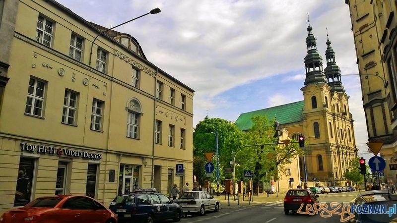 Budynek w którym mieszkał Kazimierz Kantak Foto: TD