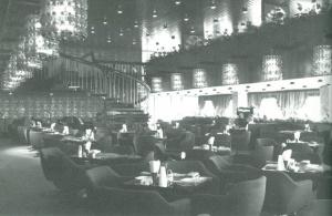 Kawiarnia w Hotelu Poznań 1979 Foto: CC