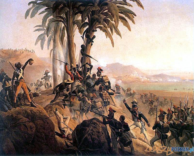 Bitwa pod San Domingo, January Suchodolski Foto: CC/wikipedia