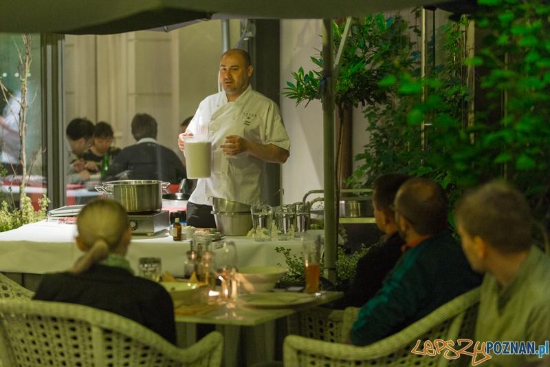 Restauracja Bazar 1838 - szef kuchni Jacek Fedde