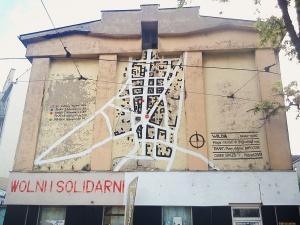 Mural na Wildzie Foto: wikipedia