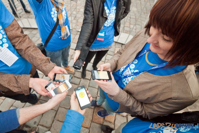 Check-in_Poznan w ponad 160 lokalizacjach Foto: UMP