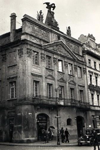 Pałac Działyńskich (1935) Foto: CC