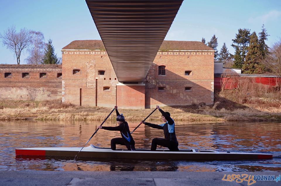 Brama Poznania - spływ kajakowy