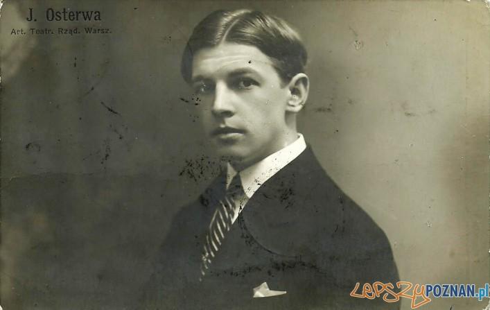 Juliusz Osterwa Foto: http://arkadia-bonumest.blogspot.com