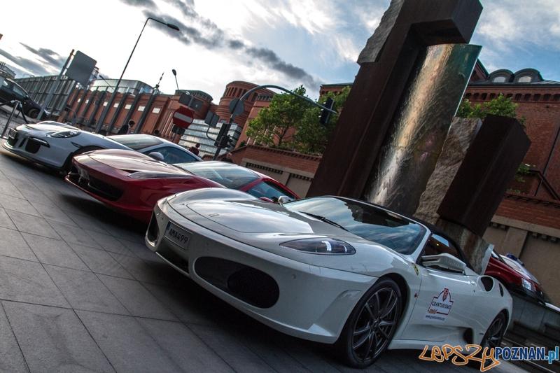Gran Turismo Polonia 2014 - samochody w hotelu Andersia - Poznań 26.06.2014 r.  Foto: LepszyPOZNAN.pl / Paweł Rychter
