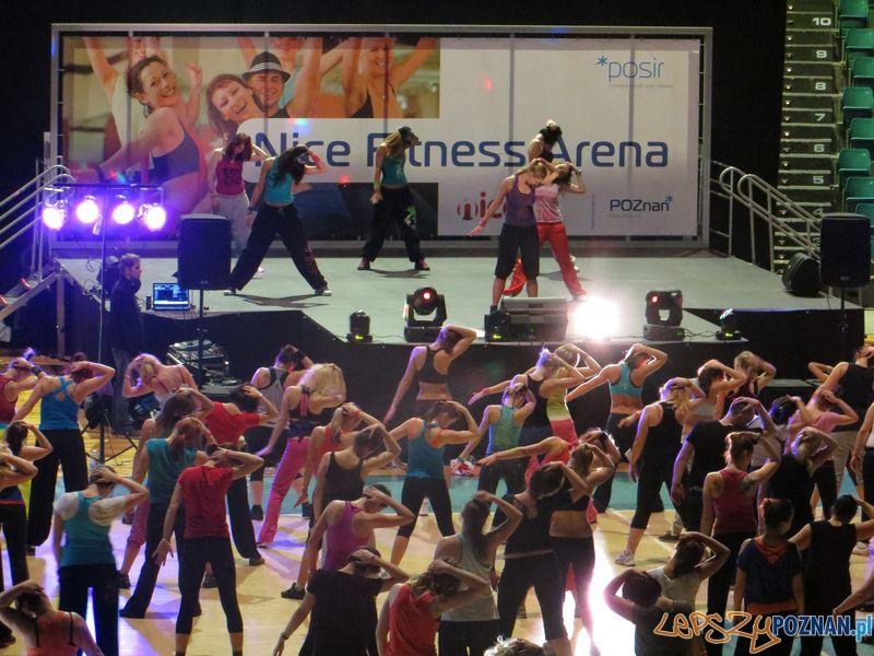 Fitness w Arenie Foto: POSiR