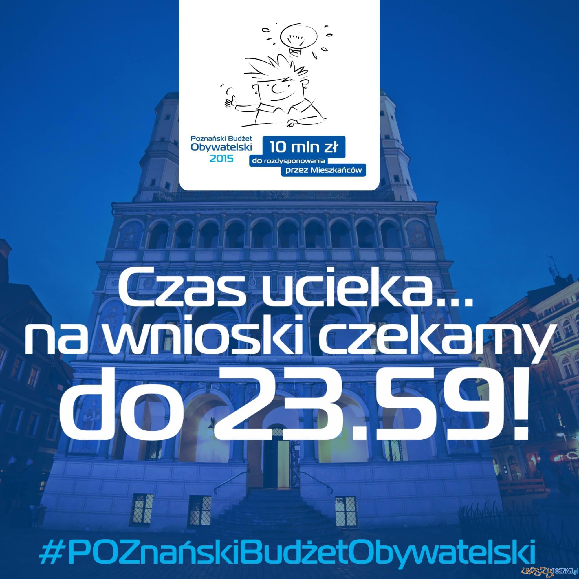 Poznański Budżet Obywatelski  Foto: UMP