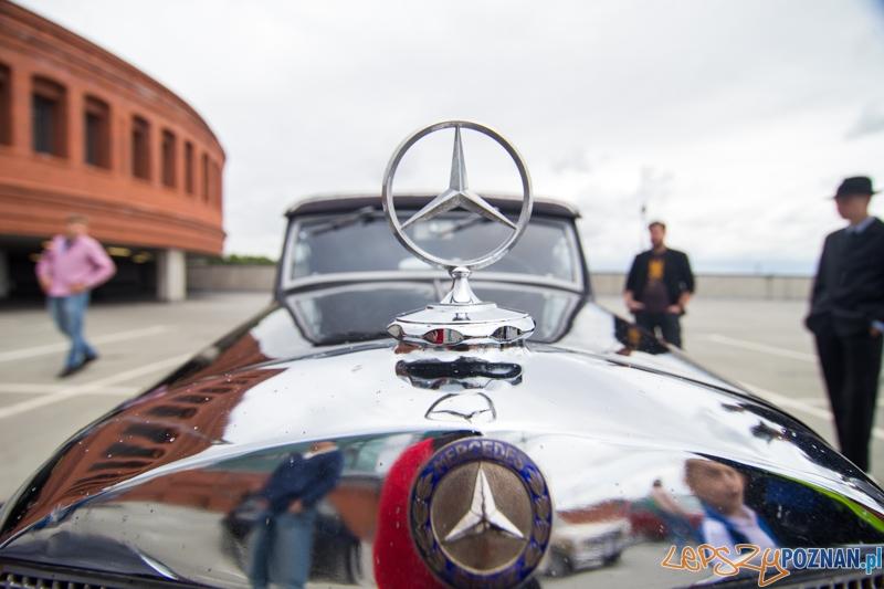 XIII Zlot Zabytkowych Mercedesów w Poznaniu