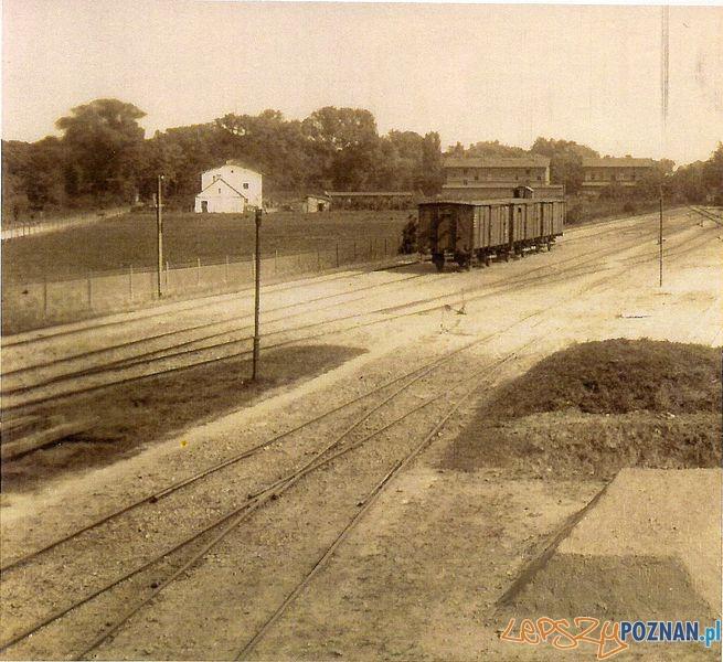 Stacja Kobylepole - Sredzka Kolej Powiatowa