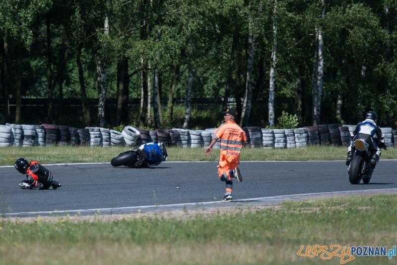 Wyścigi motocyklowe Moto 3 (31.05.2014) Tor Poznań