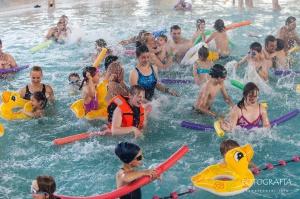 Zabawa z Fregata Swimming
