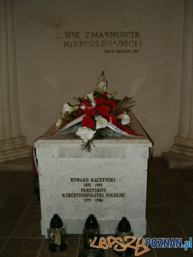 Sarkofag_Edwarda_Raczyńskiego w Rogalinie Foto: wikipedia