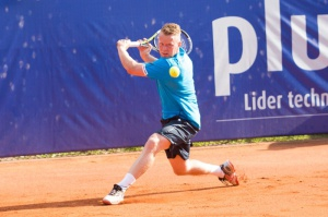 Grzegorz Panfil na Poznań Open 2014 Foto: P. Rychter