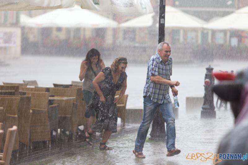 Burza na Starym Rynku
