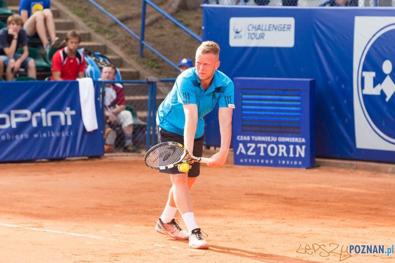 Poznań Open 2014 Grzegorz Panfil Foto: P.Rychter