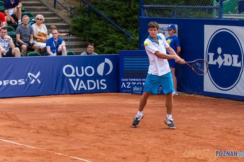 Poznań Open - Majchrzak vs Pavlasek - Poznań 16.07.2014 r. Foto: LepszyPOZNAN.pl / Paweł Rychter