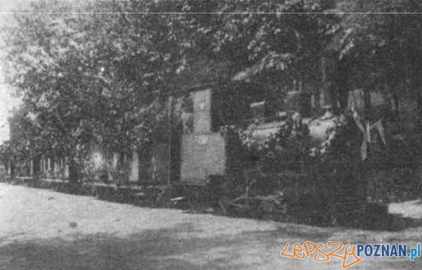 Kolejka do Biedruska 21.07.1923 Foto: Przrewodnik Katolicki