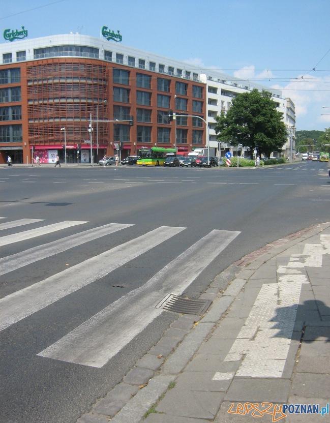Utrudnienia na Garbary-Estkowskiego  Foto: ZDM