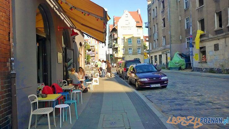 Kawiarnie na Śródce Foto: TD