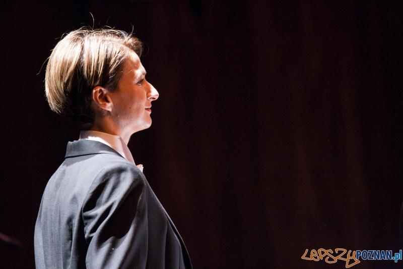 Monika Wolińska - Transatlantyk - gala otwarcia (8.08.2014) CK Zamek  Foto: © lepszyPOZNAN.pl / Karolina Kiraga