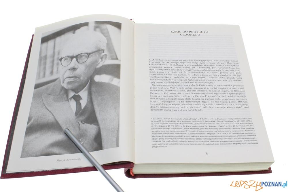 Profesor Łowmiański Foto: allegro