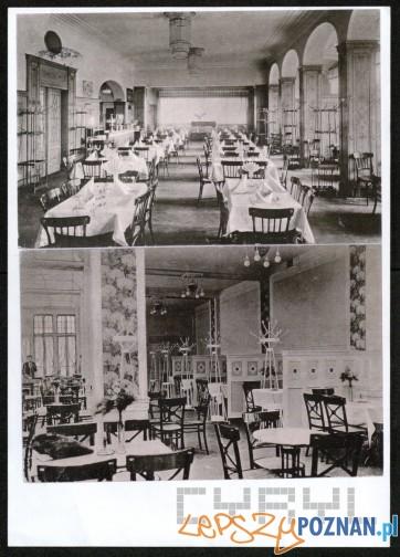 Restauracja Teatralna w Operze 1912-1918 Foto: Cyryl