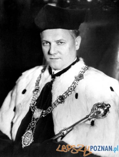 Prof. Czesław Łuczak Foto: Zakład Historii Gospodarczej UAM