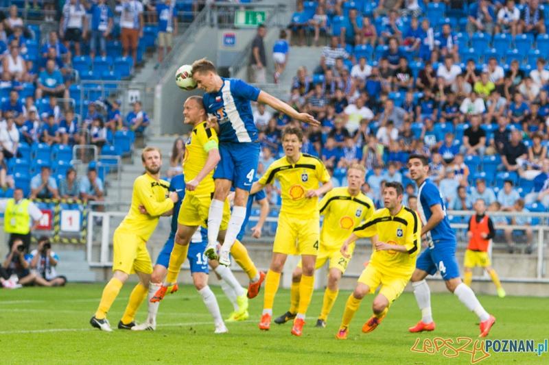 Liga Europejska - Lech Poznań - Stjarnan FC  Foto: lepszyPOZNAN.pl / Piotr Rychter