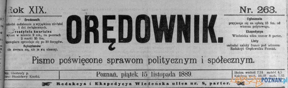 Oredownik 1899