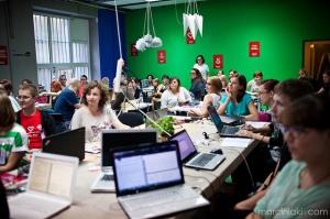 Rails girls - spotkanie poznańskich programistek  Foto: materiały prasowe