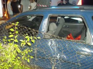 Wypadek w Rościnnie Foto: PSP Wągrowiec